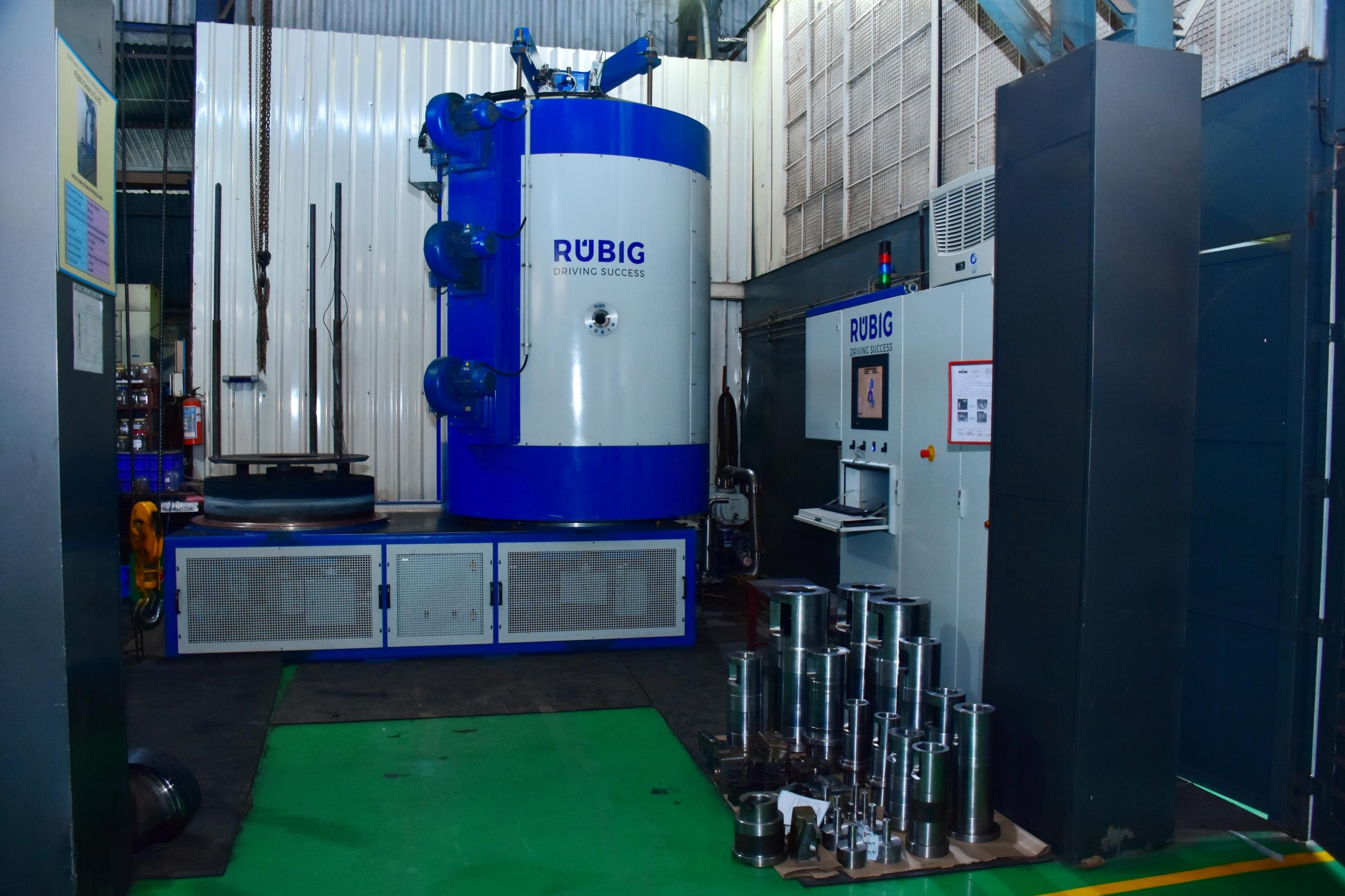Vacuum carburizing heat treatment process