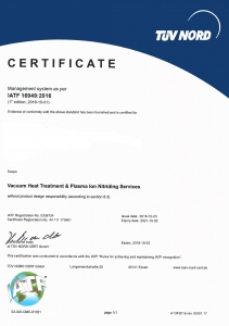 certified heat treatment company in india
