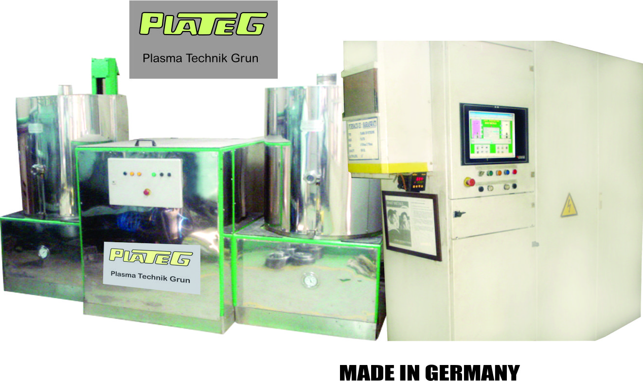 Vacuum Heat Treatment Process